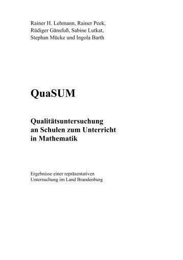 mathematiktest magazine