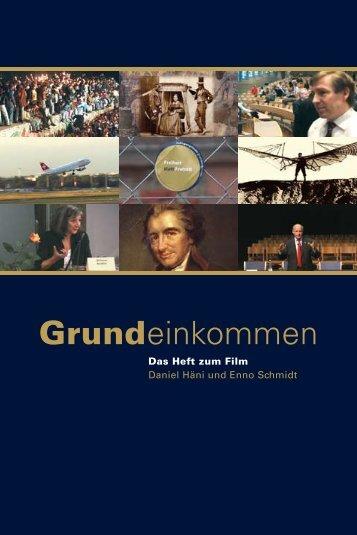 Das Heft zum Film - kult.kino Atelier