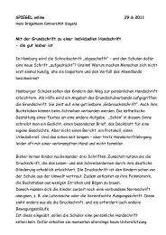 Hans Brügelmann/28 - Grundschulverband