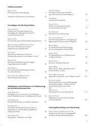 Inhaltsverzeichnis Grundlagen des Rechtschreibens Maßnahmen ...