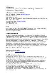 Steckbrief/Projekt: SUPRA - Lehrerfortbildung - Grundschulverband