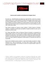 Noche de Casino Club Rotario Nogales - Caliente