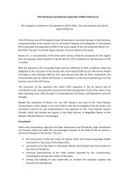 The CCR Group concludes the acquisition of 80% of ... - Grupo CCR