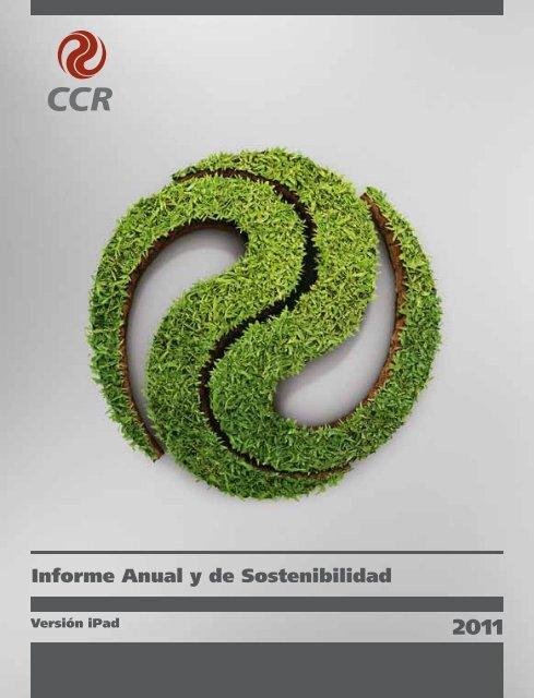 Versión iPad - Grupo CCR