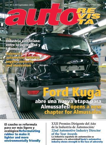 AutoRevista - nº 2269 - Ecm European Conference Management