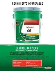 CASTROL RX VISCUS