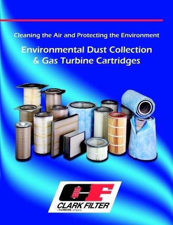 Environmental Dust Collection & Gas Turbine ... - Grupo Herres