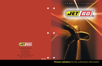 JETGO Automotive Chemicals and Additives - JF Co