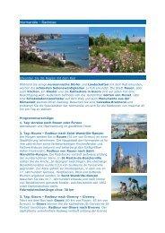Normandie - Radreise - Gruppenreisen in Frankreich