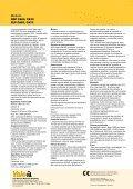 C a rrelli a motore C a rrelli elevatori 6,000 kg – 7,000 kg - Page 4