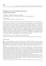 Modello coesivo per l'analisi del processo di spall nel rame puro