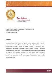 Intervento Avv. Roberto Bortolotti - Gruppo ITAS
