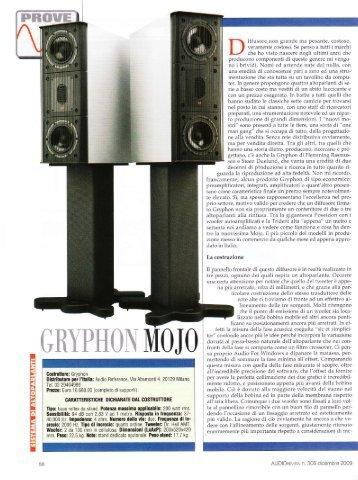 ffi3trFs - Gryphon Audio Designs