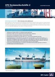 CPO Nordamerika-Schiffe 2