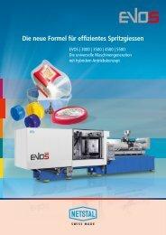 Die neue Formel für effizientes Spritzgiessen