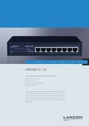 LANCOM GS-1108