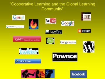 """""""Cooperative Learning and the Global Learning Community"""""""