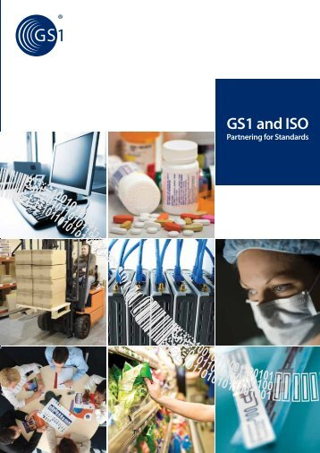 GS1 and ISO brochure