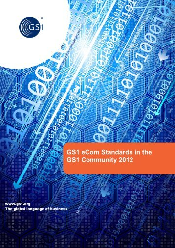 eCom Standards in the GS1 Community 2012