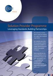 solution provider brochure 2 - GS1