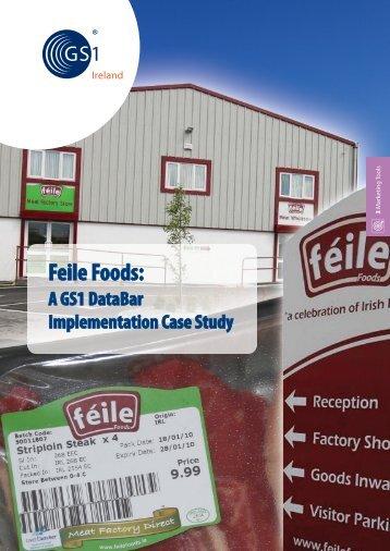 Feile Foods: - GS1