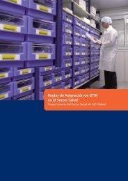 Reglas de Asignación de GTIN en el Sector Salud - GS1