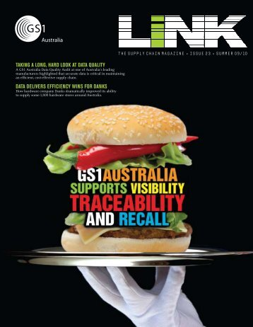 download the pdf here - GS1 Australia