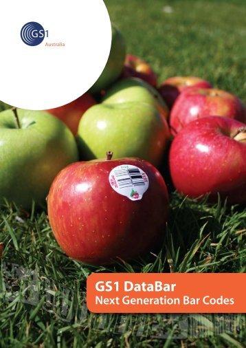 GS1 DataBar - GS1 Australia