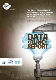 Data Crunch Report - GS1 Australia