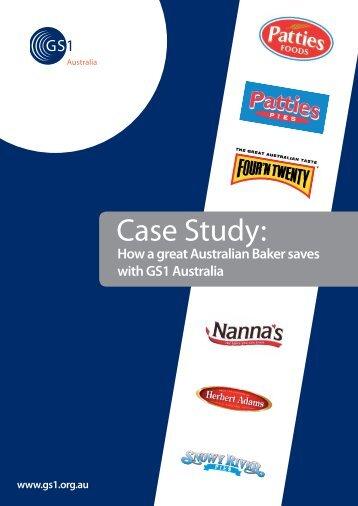 Case Study: - GS1 Australia