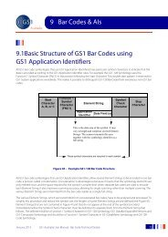 Bar Codes and Application Identifiers - GS1 Australia