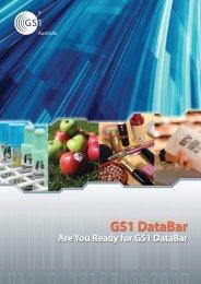 Download the latest GS1 DataBar Brochure - GS1 Australia