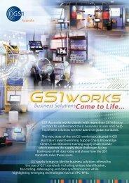 GS1works Flyer - Supply Chain Knowledge Centre - GS1 Australia