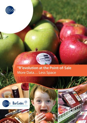 """""""R""""evolution at the Point-of-Sale More Data… Less Space"""