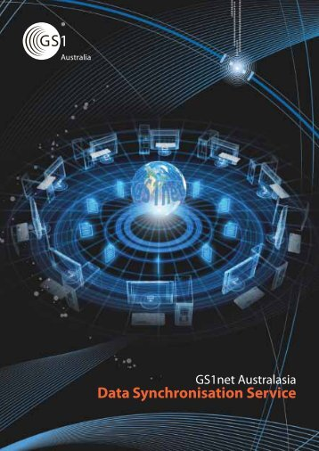 GS1net Data Synchnorisation Brochure - GS1 Australia