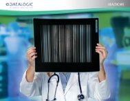 BR-HEALTHCARE-EN Rev E (.pdf, 4235922 byte) - Datalogic