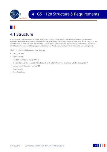 GS1 Manual B.book(GS1-128 Symbology.fm) - GS1 Australia