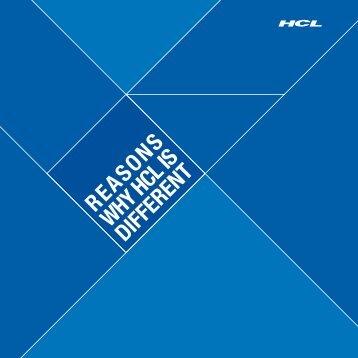 HCL Differentiators Brochure - GS1 Australia