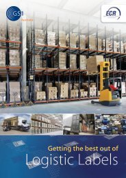 Getting the Best Out of Logistics Labels - GS1 Australia