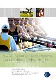 competitive advantage - GS1 Australia