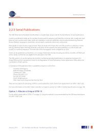 2.2.5 Serial Publications - GS1 Australia