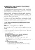 Getting the Best Out of Logistics Labels - GS1 Australia - Page 7