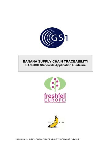 Banana Supply Chain Traceability Guideline FINAL