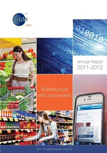 Annual Report 2011-12 - GS1 India