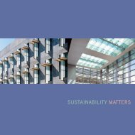 Sustainability Matters - GSA