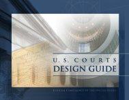US Courts Design Guide l 2007 - GSA