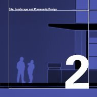 Chapter 2. Site, Landscape and Community Design - GSA