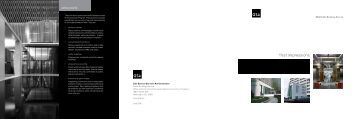 First Impressions Program Brochure - GSA