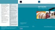 Networx Transition Credit Reimbursement (TCR) Brochure - GSA