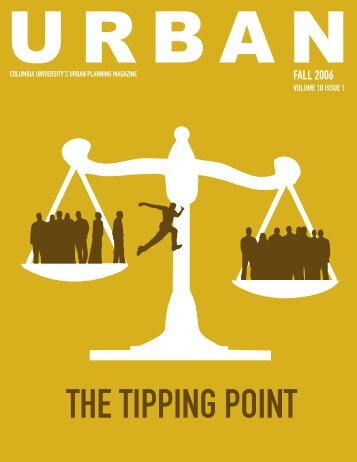 The Tipping Point - Columbia University Graduate School of ...